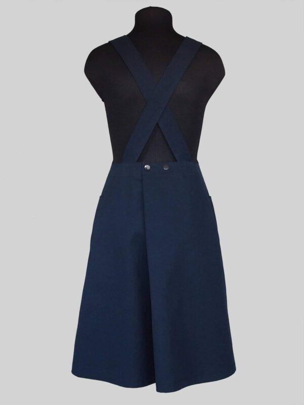 Stoffwechsel Meterweise | APRON DRESS PATTERN Dresses Paper Swedish