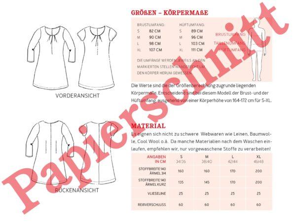 Stoffwechsel Meterweise | FrauAmeland Papierheader3 01