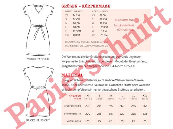 Stoffwechsel Meterweise   FrauVIKKI Papierheader2 01