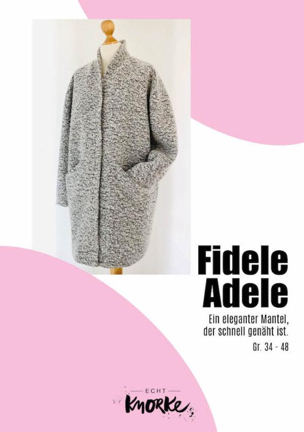 Stoffwechsel Meterweise   Cover fidele adele VT Shop